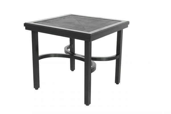 Portica Fauxwood End Table By Sunvilla
