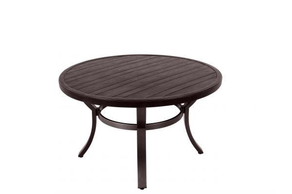Portica Wood Grain Coffee Table By Sunvilla