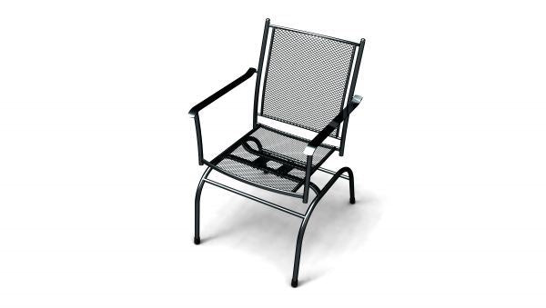 Portica Cambridge Mesh Spring Action Chair By Sunvilla