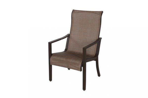 Portica Allegro Sling Dining Chair By Sunvilla