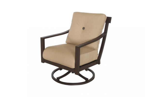 Portica Allegro Swivel Lounge Chair By Sunvilla