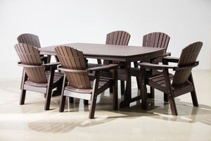 Perfect Choice 7 Piece Dining Set