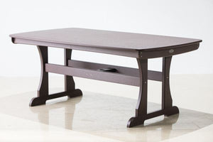 "Perfect Choice 72"" Dining Table"