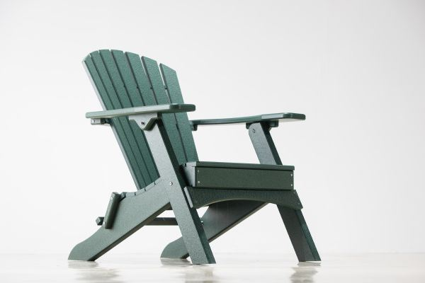 Perfect Choice Folding Adirondack Chair