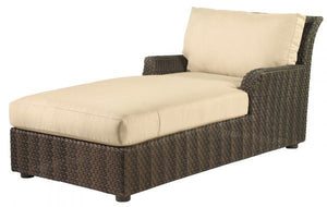 Woodard Aruba Chaise Lounge