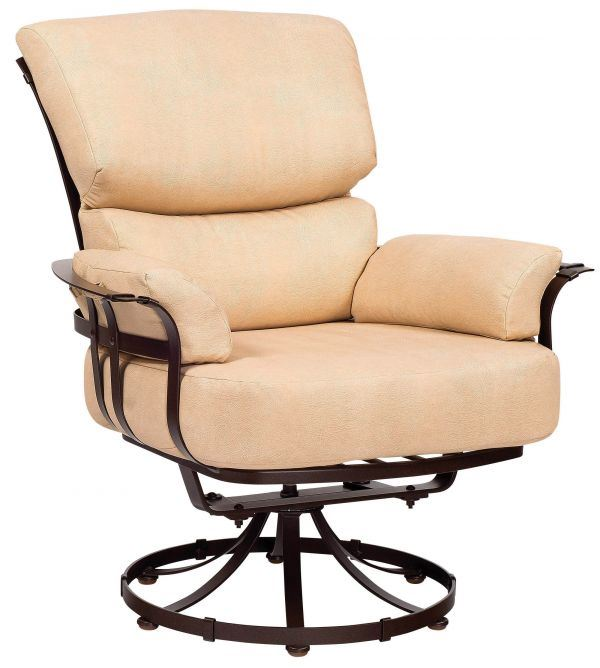 Woodard Atlas Swivel Lounge Chair