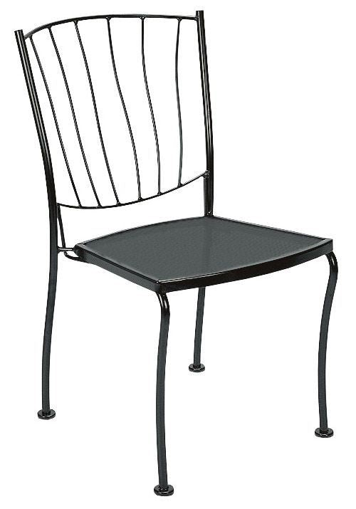 Woodard Aurora Stackable Dining Side Chair