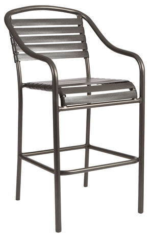 Woodard Baja Stationary Bar Stool