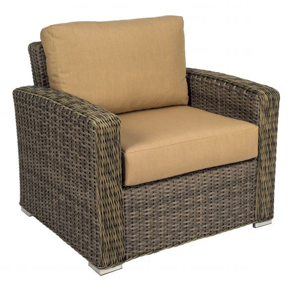 Woodard Bay Shore Lounge Chair