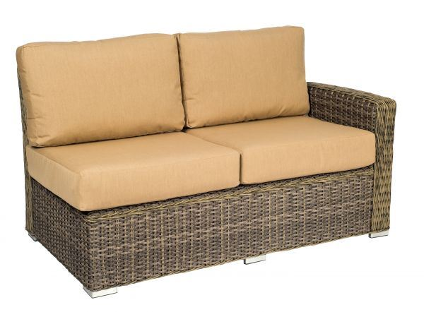 Woodard Bay Shore Raf Sectional Love Seat