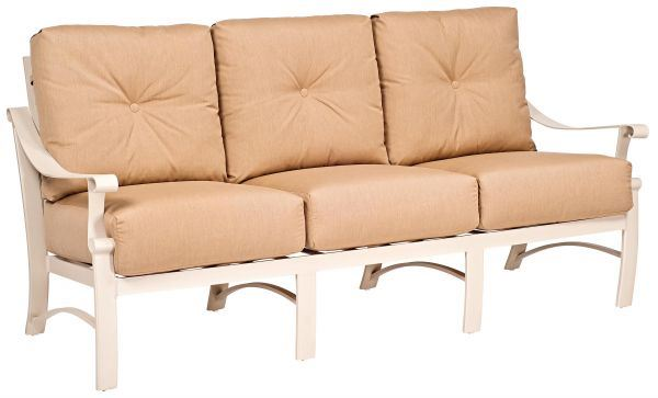 Woodard Bungalow Cushion Sofa