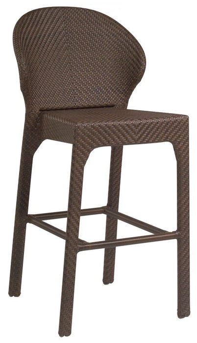 Woodard Bali Bar Stool