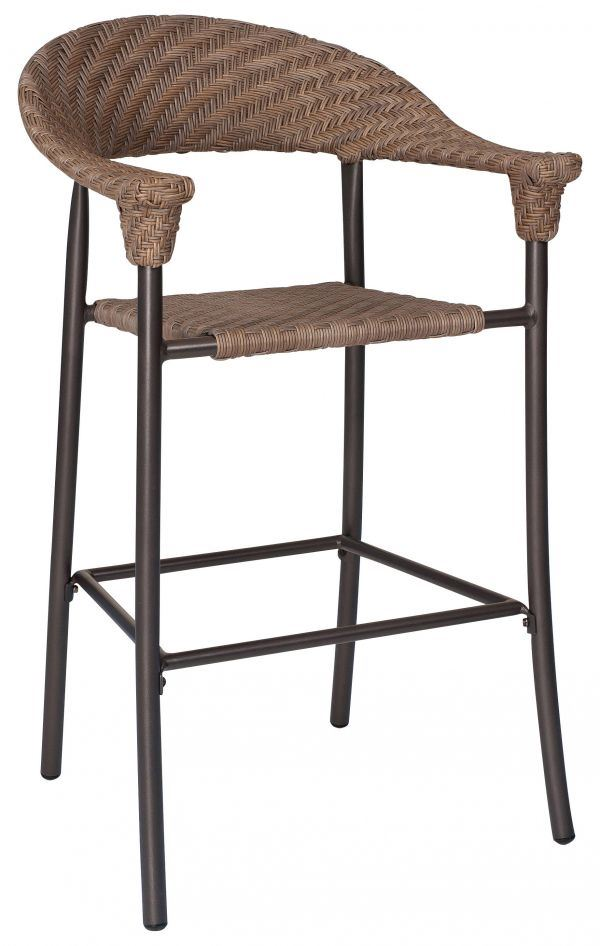 Woodard Barlow Bar Stool