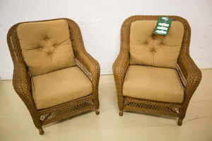 Refurb 2 Piece Indoor Chair Set