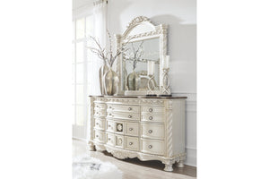 Ashley Furniture Pearl Silver Cassimore Bedroom Mirror