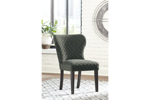 Ashley Furniture Multi Rozzelli Dining Upholstered Side Chair (2 Count)