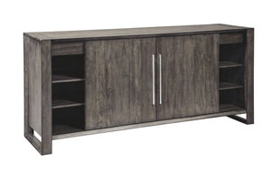 Ashley Furniture Gray Chadoni Dining Room Server
