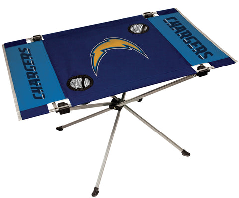 Los Angeles Chargers Table Endzone Style