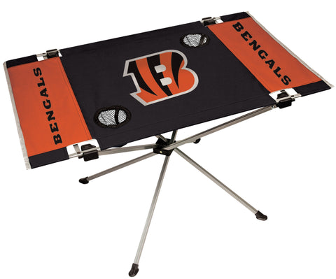 Cincinnati Bengals Table Endzone Style