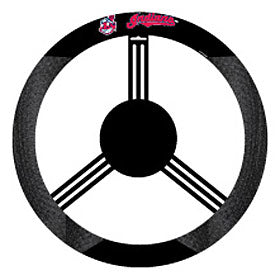 Cleveland Indians Steering Wheel Cover - Mesh