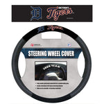 Detroit Tigers Steering Wheel Cover Mesh Style