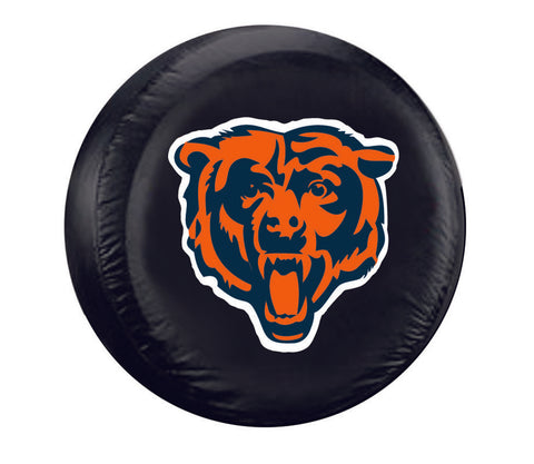 Chicago Bears Tire Cover Large Size Black