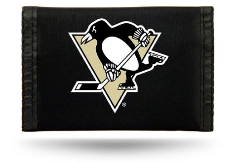 Pittsburgh Penguins Wallet Nylon Trifold