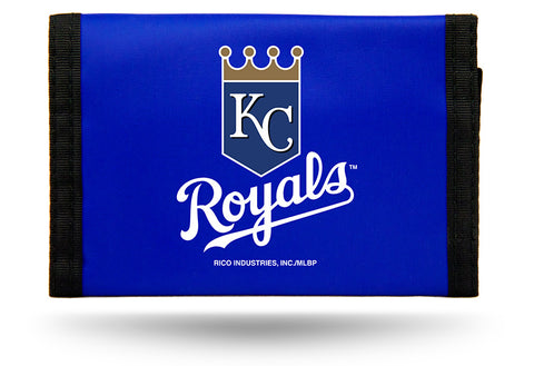 Kansas City Royals Wallet Nylon Trifold