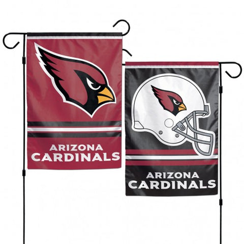 Arizona Cardinals Flag 12x18 Garden Style 2 Sided