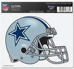 Dallas Cowboys Decal 5x6 Ultra Color