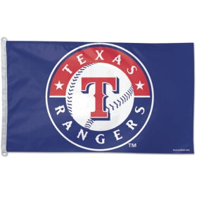 Texas Rangers Flag 3x5