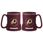 Washington Redskins Coffee Mug - 18oz Game Time - New Handle