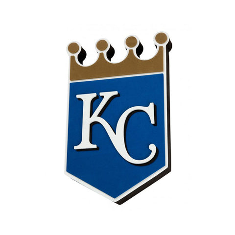 Kansas City Royals Sign 3D Foam Logo