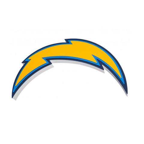 Los Angeles Chargers Sign 3D Foam Logo
