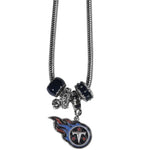 Tennessee Titans Necklace Euro Bead Style