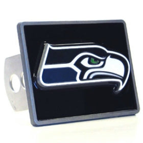 Seattle Seahawks Trailer Hitch Cover