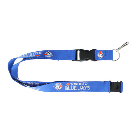 Toronto Blue Jays Lanyard Blue