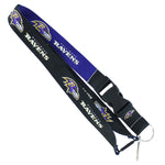 Baltimore Ravens Lanyard Reversible