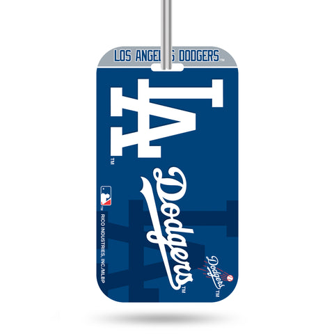 Los Angeles Dodgers Luggage Tag