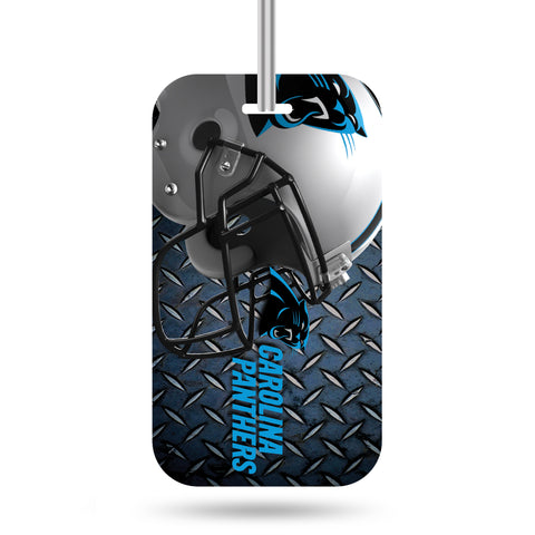 Carolina Panthers Luggage Tag