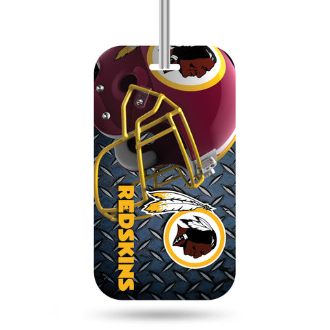 Washington Redskins Luggage Tag
