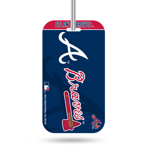Atlanta Braves Luggage Tag