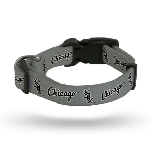 Chicago White Sox Pet Collar Size S