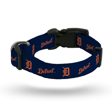 Detroit Tigers Pet Collar Size S