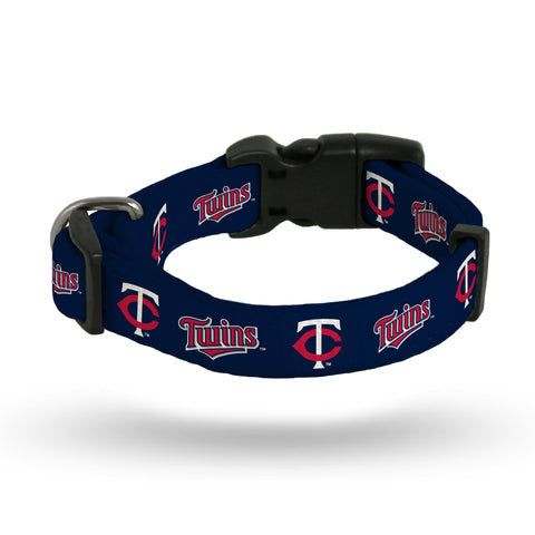 Minnesota Twins Pet Collar Size M