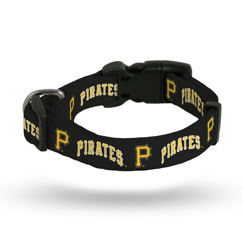 Pittsburgh Pirates Pet Collar Size M