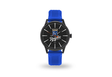 Kansas City Royals Watch Men's Cheer Style with Royal Watch Band