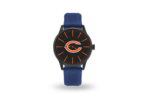 Chicago Bears Watch Men's Cheer Style with Navy Watch Band