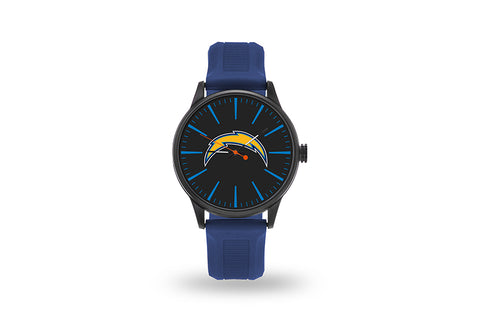 Los Angeles Chargers Watch Men's Cheer Style with Navy Watch Band