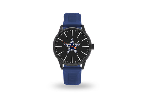 Dallas Cowboys Watch Men's Cheer Style with Navy Watch Band